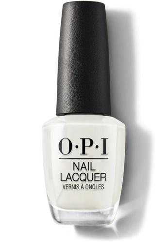 O.P.I white NLG41 - NL - Summer 2018 - Don't Cry Over Spilled Milkshak 2F138BE4A87141GS_1