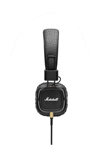 Marshall black Marshall Major II Black MA130AC02NEJHK_1