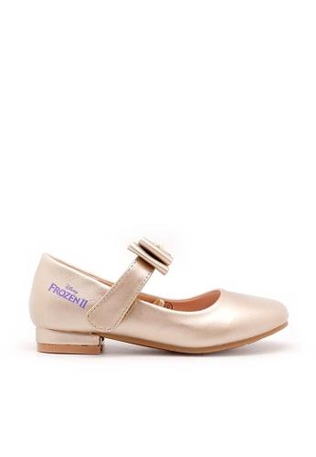 Frozen gold Frozen II Shoes 60E94KSD904D16GS_1