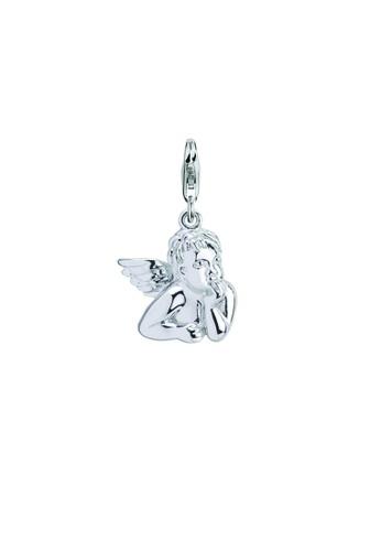 Agatha Paris silver Thinking Angel Sterling Silver Charms AG441AC54TEJHK_1