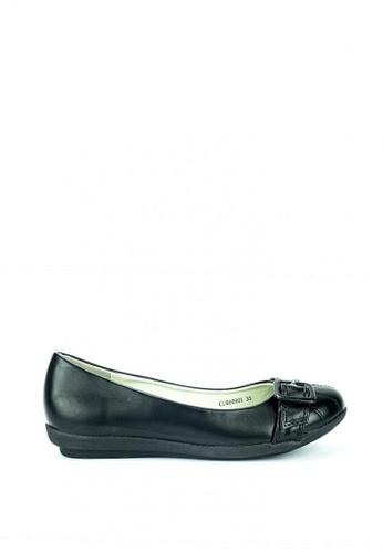 Cardam's Lifestyle black Nina School Shoes 5CAFESHFBC80ECGS_1