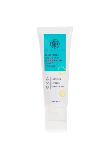 The Active Living Co white Menthol Cooling Marathon Foot Cream 2EE48BEB19A60CGS_1