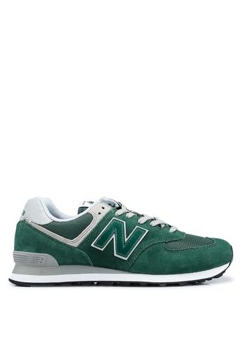 timeless design 33018 7ea07 Buy New Balance 574 Essential Shoes Online on ZALORA Singapore