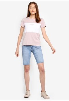 f166fb6a74 Abercrombie & Fitch Trend Logo Chase Tee S$ 48.00. Sizes XS S M L