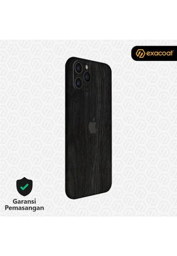 Exacoat iPhone 11 / 11 Pro 3M Skins Wood Series - Wood Ebony BB7BAES65156CEGS_1