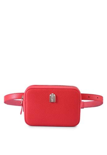 Furla 紅色 Furla Sleek M Belt Bag (zt) 6A209AC3BD1B7EGS_1