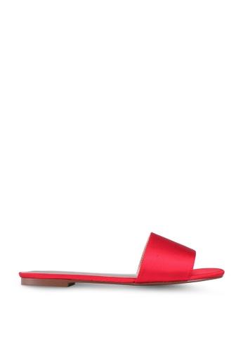 Banana Republic 紅色 Thick Strap Slider ABCD6SH4087B78GS_1
