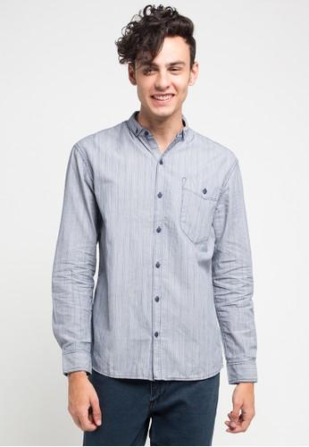 Bombboogie blue and multi Rainy Days Shirt Slimfit BO419AA0V71WID_1