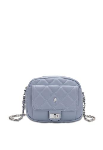 Swiss Polo blue Casual Crossbody Bag BE9C2ACC80419DGS_1