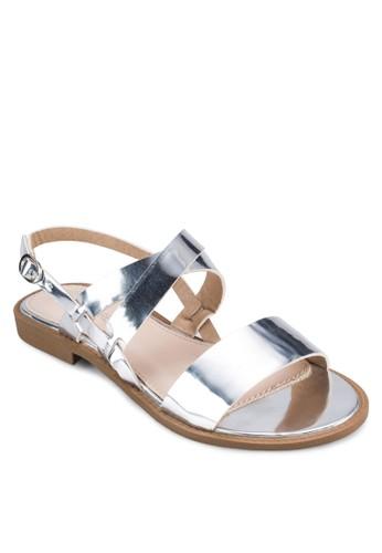 夏季平底涼鞋, esprit outlet尖沙咀女鞋, 鞋