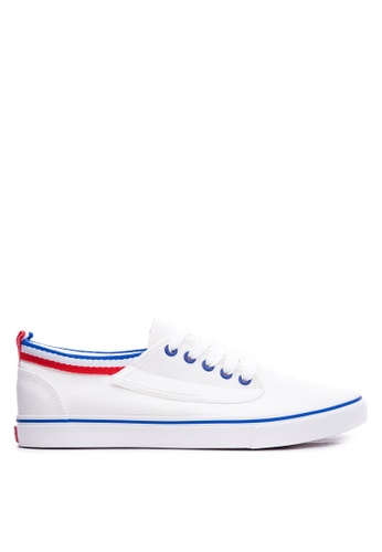 Italianos white Russel Sneakers IT153SH83BSEPH_1
