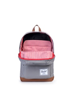 e5672239afa2 Herschel Herschel Pop Quiz Grey Tan S  129.90. Sizes One Size. Herschel  brown Little America Backpack 5B6E5AC0A597DCGS 1