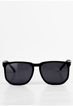 Sophia Sunnies in Matte Black