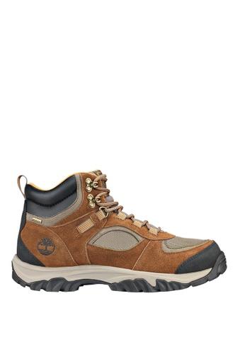 2b69ae3e242 Mt. Major Mixed-Media GORE-TEX Low Boots