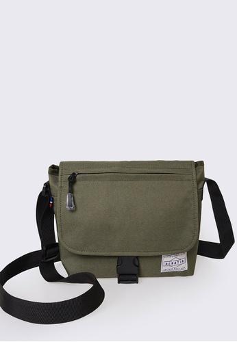 REGATTA green Messenger Bag BBB1CAC946C528GS_1