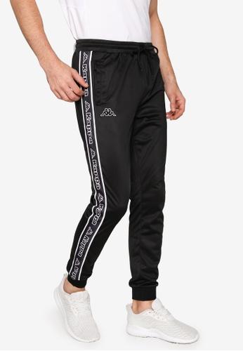 Kappa black Kappa Sport Pants EE7DCAAA0217E3GS_1