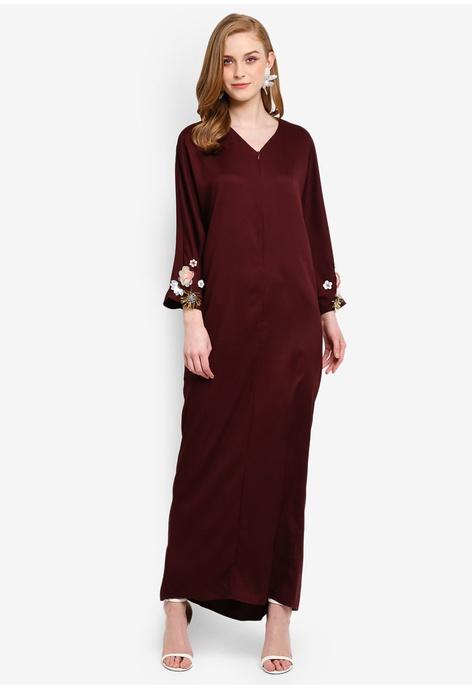 Baju maxi dress murah meriah