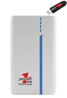 Powerbank 13000mAH With FREE Transcend 8gb USB