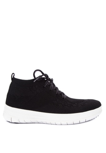 aba6ab39ea5c Shop Fitflop Uberknit Slip-On High Top Sneaker Online on ZALORA Philippines