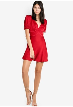 e30c2796265 72% OFF Finders Keepers Valentina Mini Dress S  228.90 NOW S  63.90 Sizes  XXS XS