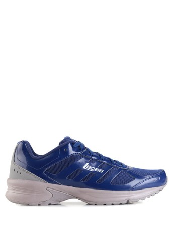 League grey Atom M La Running LE825SH50IANID_1