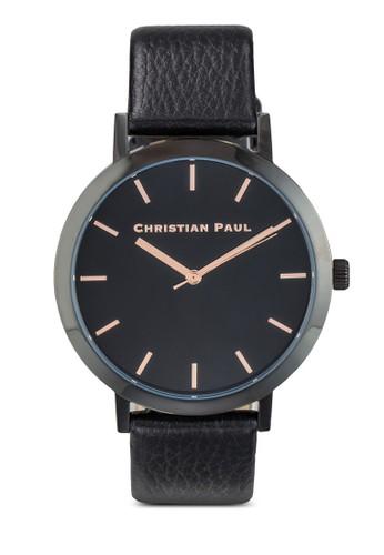 Rawesprit衣服目錄 43mm 圓框手錶, 錶類, 飾品配件