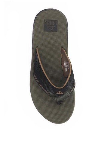 Reef green REEF ELEMENT TQT BLACK/TAN E026ESH9877CEBGS_1