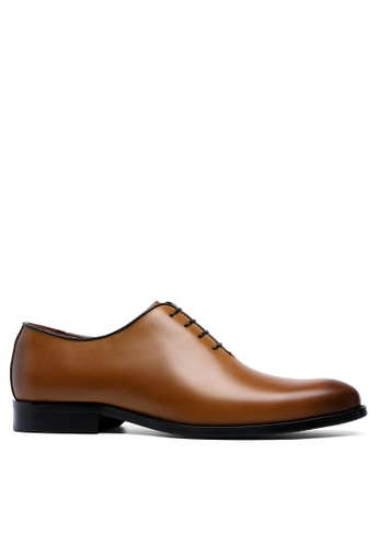 Twenty Eight Shoes Whole Cut Oxford Shoes DS6721 76772SHBFDDAE1GS_1