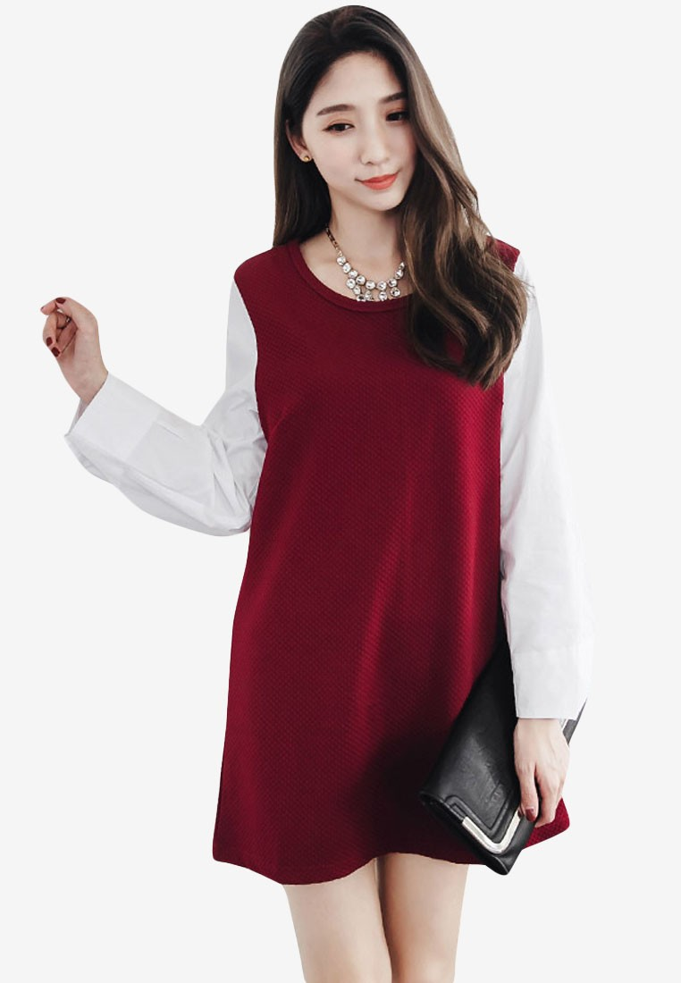Modest Finesse Dreamy Dress
