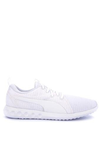 Puma white Carson 2 Training Shoes 4235CSH0FE214EGS_1