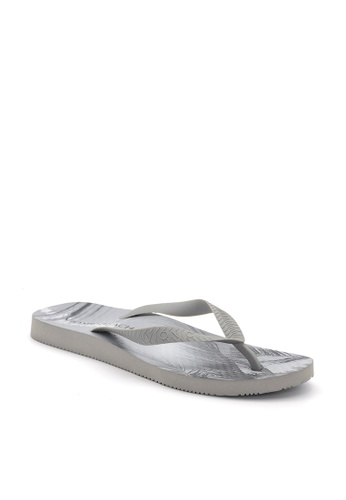 Vionic grey Mens Beach Manly Toe Post 8BA6BSH74CEE05GS_1