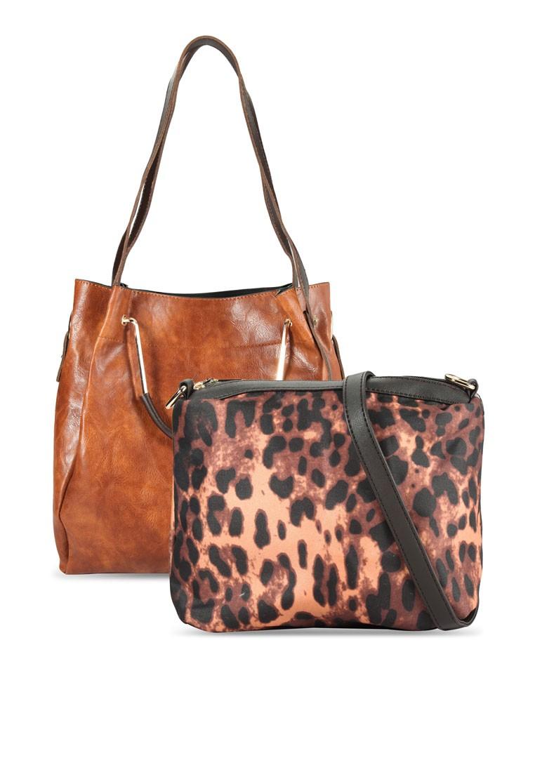 2 in 1 Shoulder Bag
