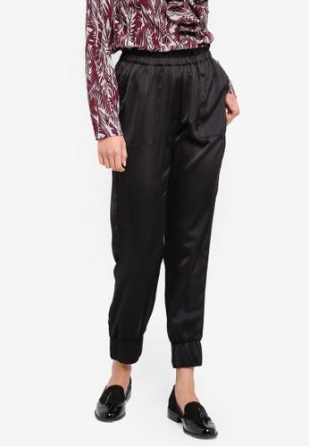 Vero Moda black Edna Loose Pants D084FAAB2372FFGS_1