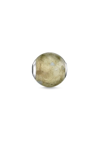 Thomas Sabo grey Bead Labradorite 03A5EAC50EF5EBGS_1
