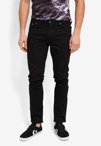 River Island 黑色 Slim Black Jeans 589B6AA613547EGS_1