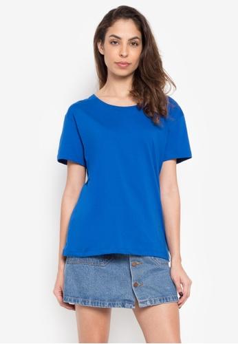 Greatvalueplus blue Newyork Army Ladies Roundneck Shirt 0219 297AEAAD3522DFGS_1