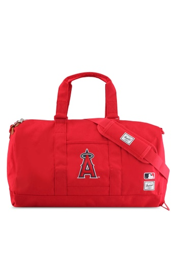 Herschel red Angels Novel Duffel Bag 9B67EACC543E9FGS_1