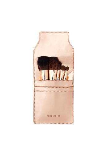 Pony Effect pink Mini Makeup Brush Set BD944BE9DEDAE3GS_1