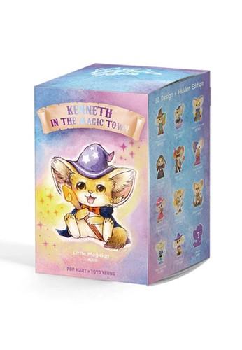 Popmart multi Pop Mart Kenneth in the Magic Town - Blind Box 80E09THA1B9B51GS_1