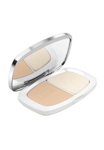 L'Oréal Paris beige L'Oreal Paris True Match Two Way Powder Foundation Refill N2 Nude Ivory B0C1FBE87CCC79GS_1