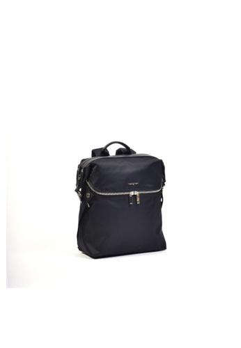 Hedgren black Hedgren Women Paragon M Backpack Medium Black - 11.9L 51E5CACA9BD503GS_1