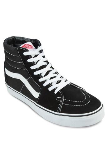 VANS 黑色 Core 經典 SK8-Hi 運動鞋 VA142SH0RZO7MY_1