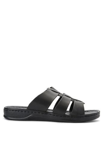 Mendrez black Joem Sandals ME992SH0JARIPH_1