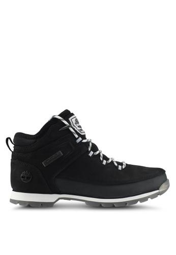 Timberland black Euro Sprint Sport Boots 0D1C0SH69B5955GS_1