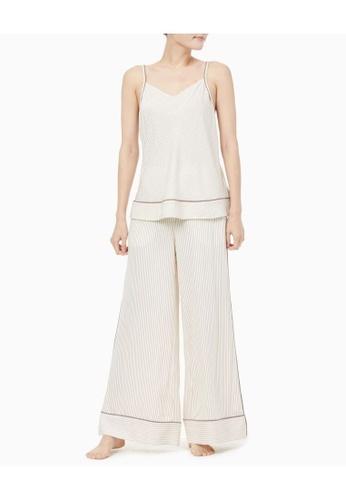 Calvin Klein Calvin Klein Women Woven Viscose Camisole QS6378SMH E8D38AAD3AD082GS_1