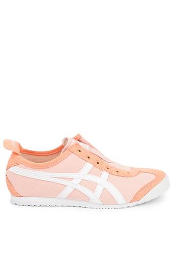 Onitsuka Tiger 橘色 Mexico 66 Slip-On 運動鞋 23EF7SH7B99D79GS_1