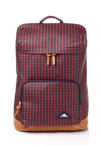 High Sierra red Rainbow BP2 Backpack 8B58CACD3D9738GS_1