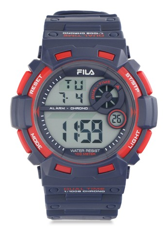 Fila Watches red and blue Fila Watches FI875AC39MBSID_1