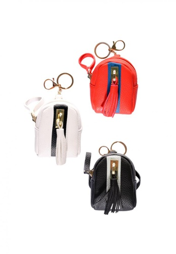 244b1219c83d Treasure by B   D multi PU Leather Cute Backpack Coin Purse Set of 3  TR022AC0K462PH 1