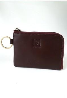 Women Slim Leather Card Wallet